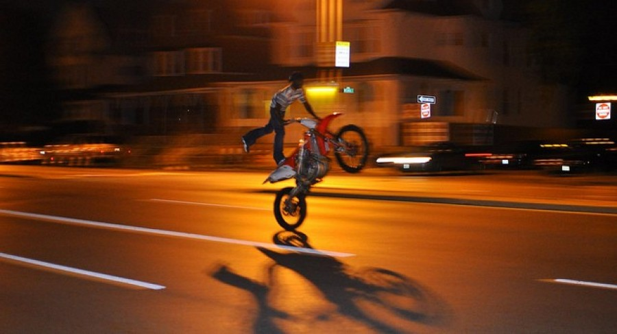 Illegal Trail Bike Riding Gold Coast Dirt Bike Riding
